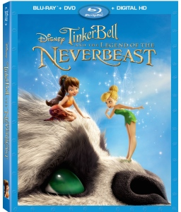 TinkerBellAndTheLegendOfTheNeverbeastBluray