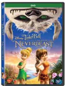 TinkerBellAndTheLegendOfTheNeverbeastDVD